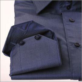Chemise couleur bleu jean